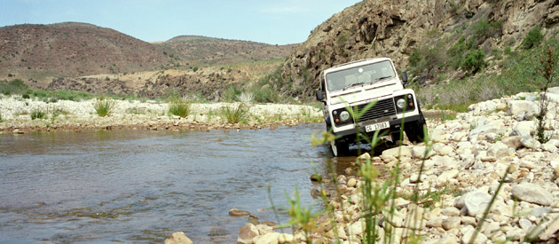 4x4 ROUTES - NORTH WEST