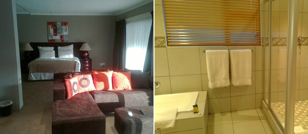 Woodridge Palms Boutique Hotel Businesses In North West