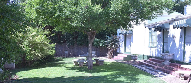 Lockerbie Lodge - Vryburg accommodation - North West