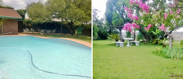 Birdsview Guesthouse - Potchefstroom accommodation - North West
