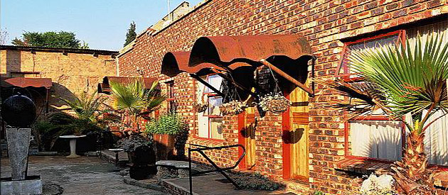 Mosaic B&B - Ventersdorp accommodation - North West