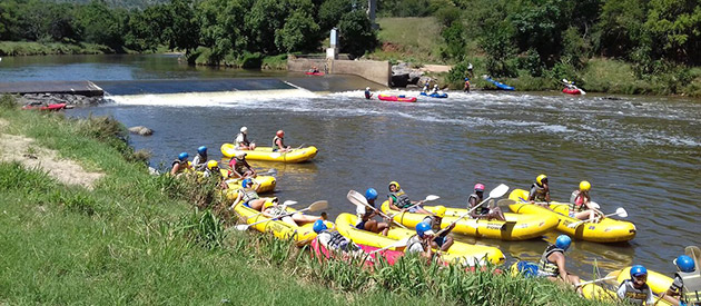 Paddle Power Adventures - Hartbeespoort Dam - North West
