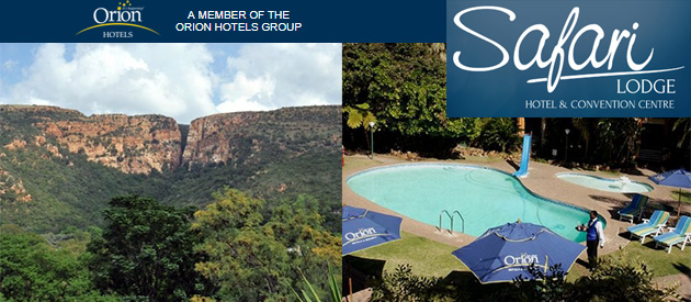 SAFARI LODGE HOTEL & CONVENTION CENTRE, RUSTENBURG