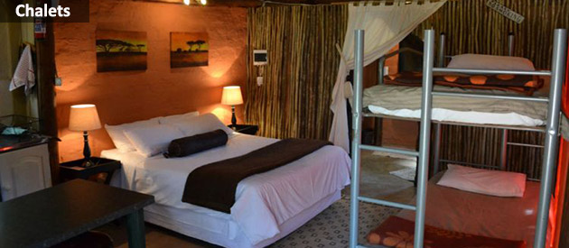 Shangrila Innibos Country Lodge - Hartbeespoort accommodation - North West