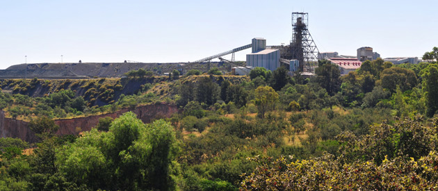 Wolmaransstad is a mining town situated in the Dr Kenneth Kaunda region of the North West Province, South Africa.